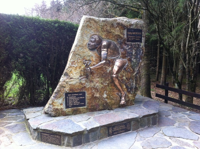 Eddy Merckx Monument