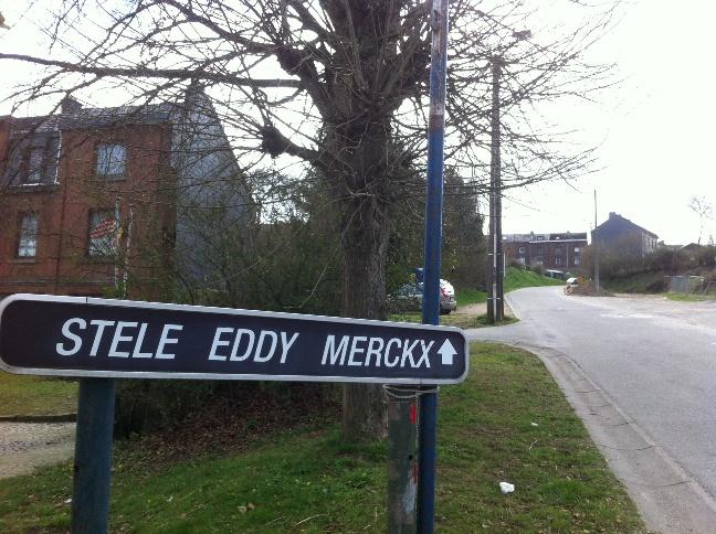 Stele Eddy Merckx