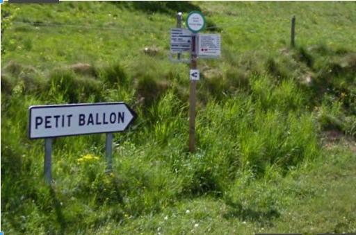Petit-Ballon bord