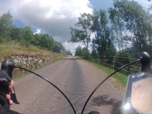Route de la Courbe