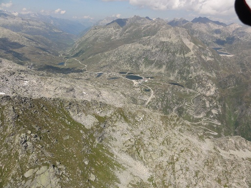 Passo del San Gottardo. Foto: Vosti Claudio